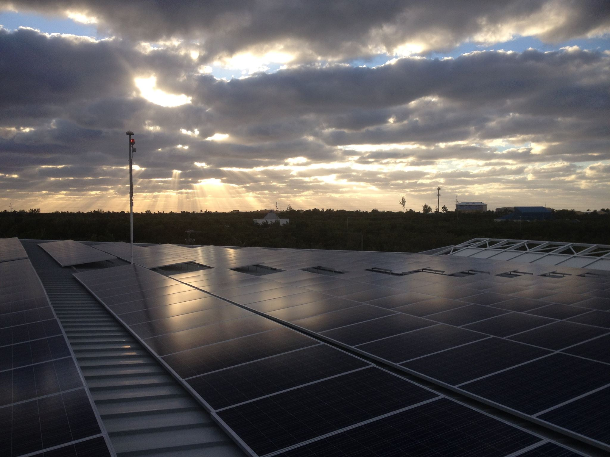 cayman solar